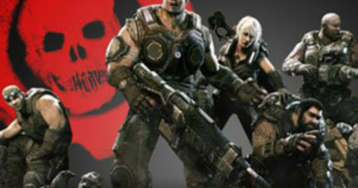 Gears of war 3 page 1 eurogamer malvernweather Choice Image
