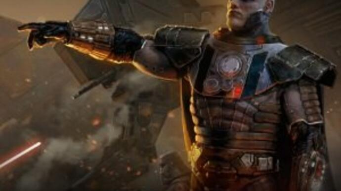 Star Wars: The Old Republic release date announced at Eurogamer Expo2011