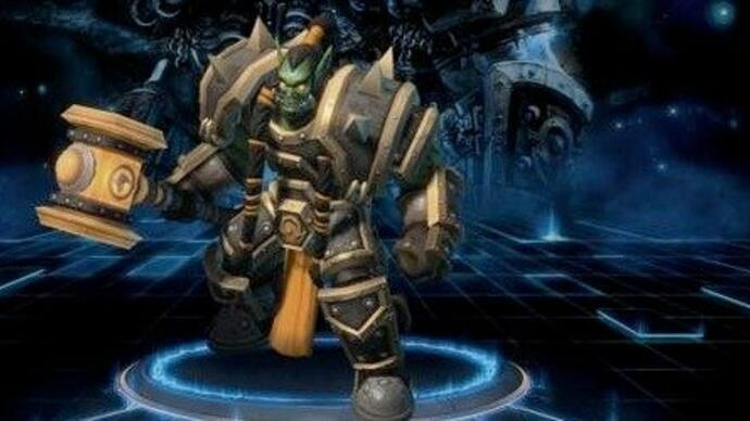 Blizzard sells server blades forcharity