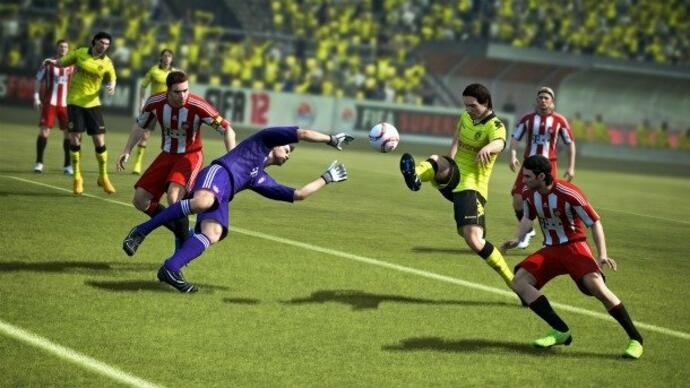 FIFA 12 console patch released