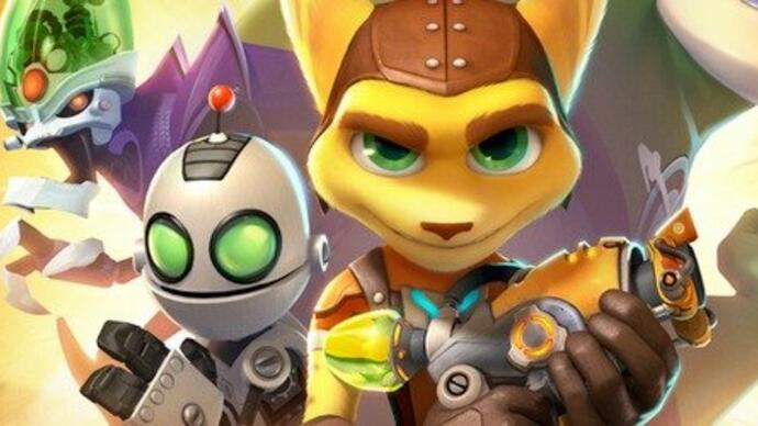 Ratchet and Clank: All 4One
