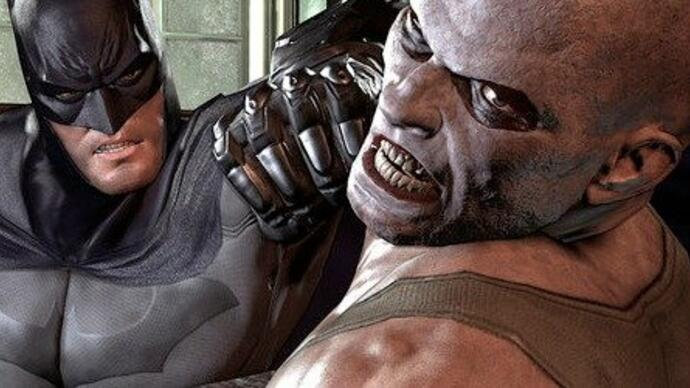 Batman: Arkham City's worldwide sales