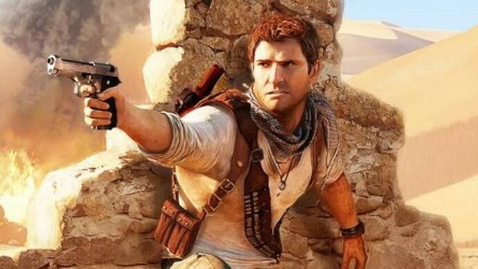 Uncharted 3: Drake's Deception - Test