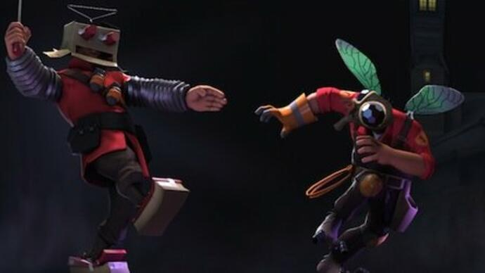 Valve details Team Fortress 2 Halloween update