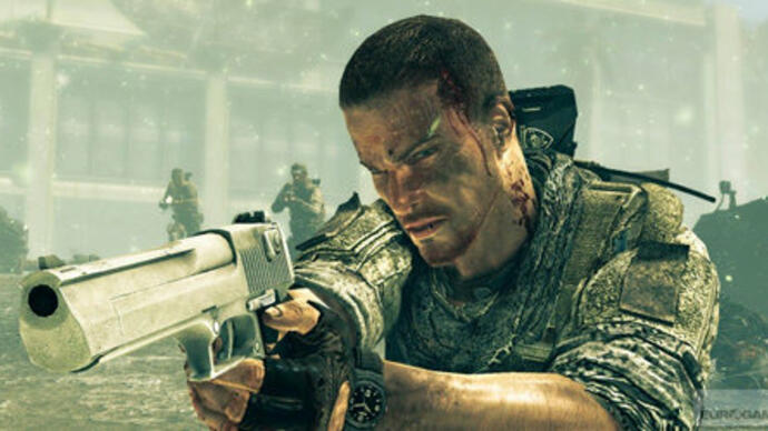 Spec Ops: The Line - Gameplay Action
