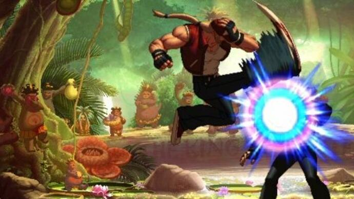 The King of Fighters 13Review