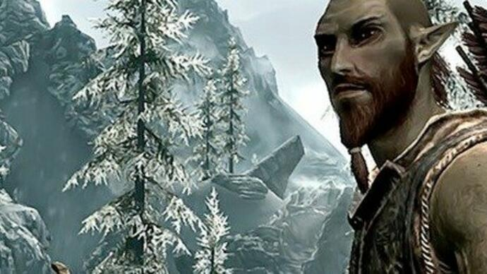 Skyrim: the first western game to receive a 40/40 Famitsu review