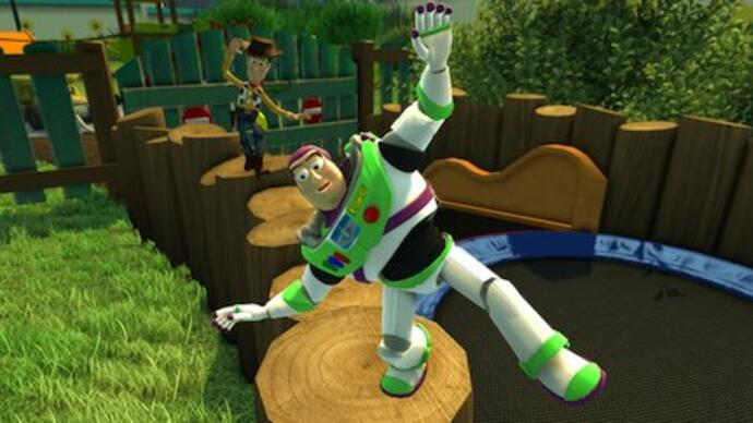 Kinect Rush: A Disney Pixar Adventure announced