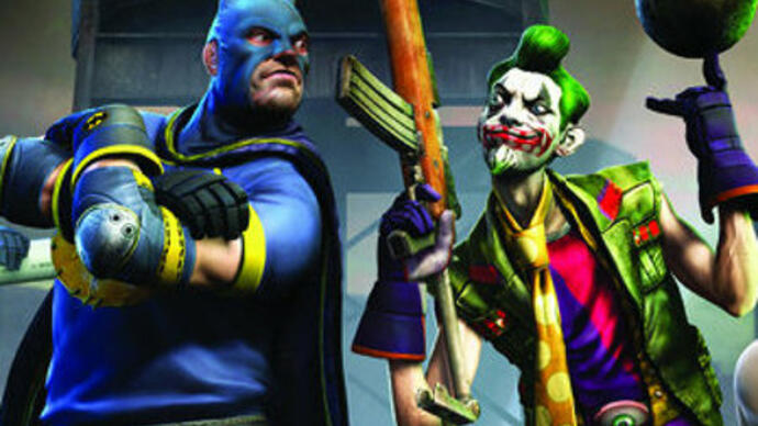 Gotham City Impostors Preview