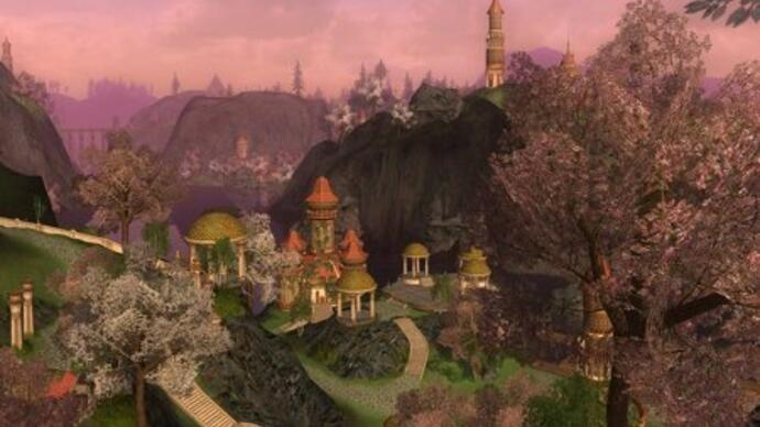 Latest Lord of the Rings Online updatescreenshots