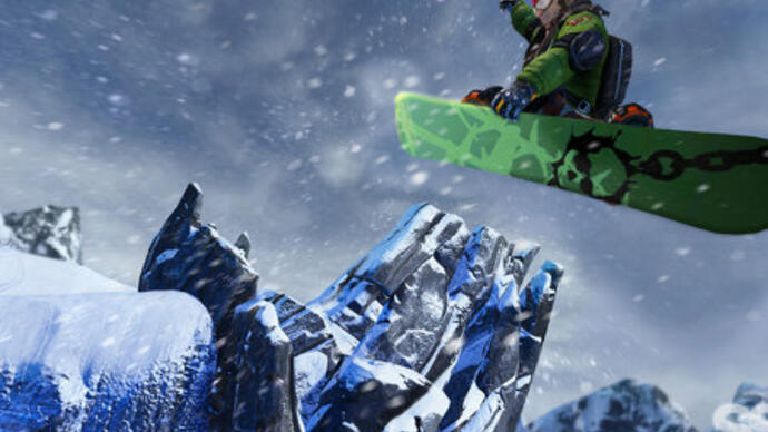 EA announces SSX delay