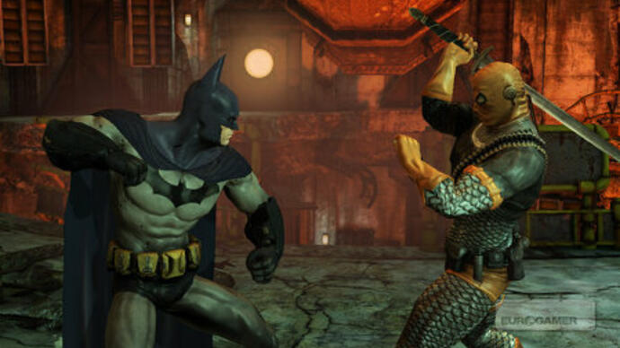 Batman: Arkham City Lockdown Anmeldelse