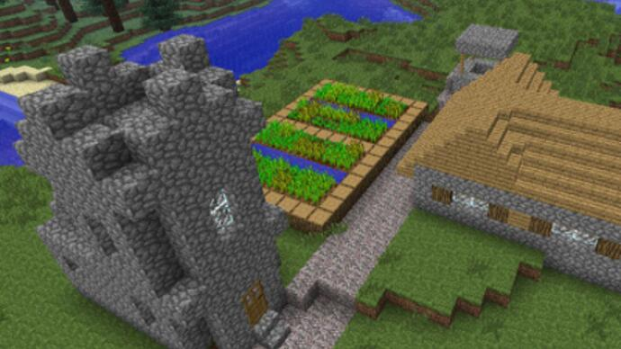 Minecraft could be the first 360 game to see constantupdates