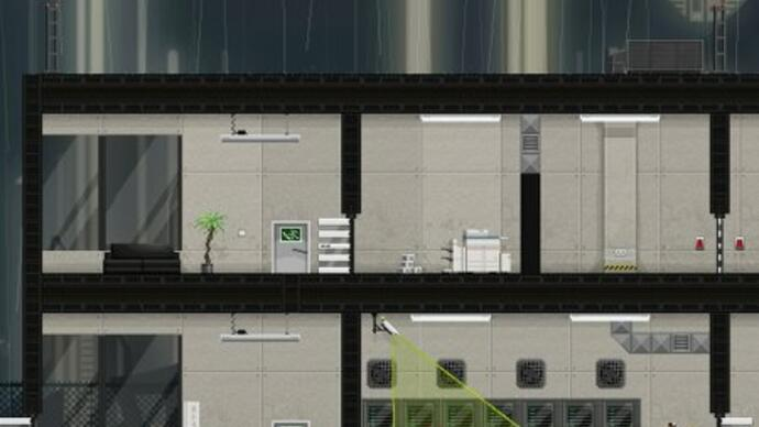 Gunpoint Preview: Rewiring the Action PuzzleGame