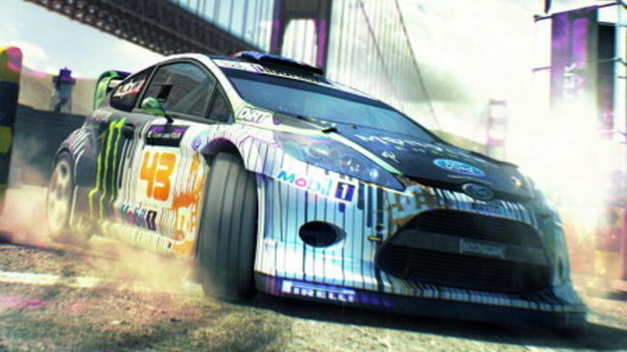 Dirt Showdown Preview: The Ghost of DestructionDerby