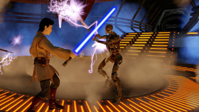 Kinect Star Wars release dateannounced