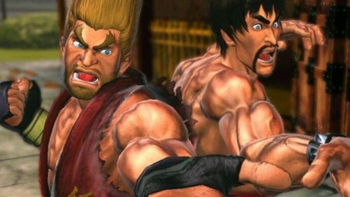 Street Fighter X Tekken Preview: Year of the Dragon Punch?