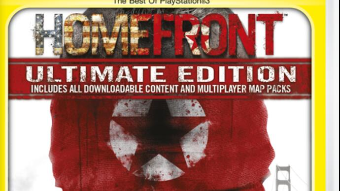 Homefront Ultimate Edition release dateannounced
