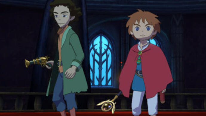 Ni no Kuni - Wrath of the White WitchPreview