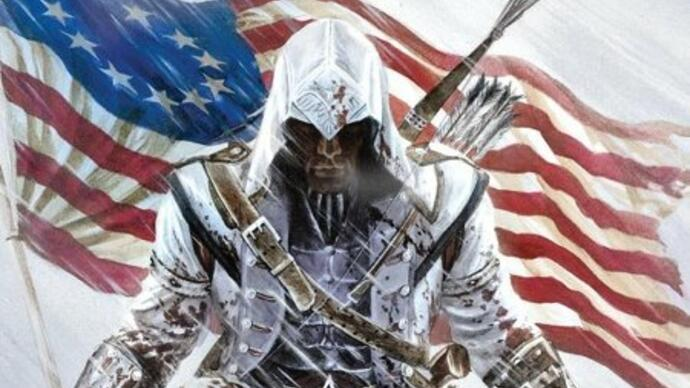 Official Assassin's Creed 3 box art confirms American Revolution setting