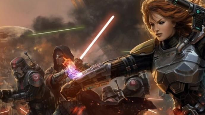 SWTOR Game Update 1.2 'Legacy'announced