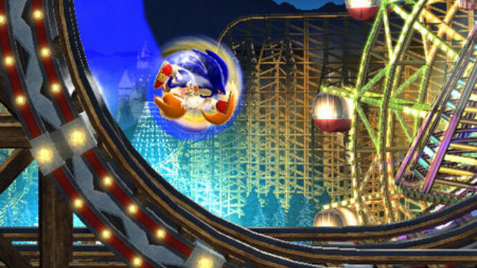 Sonic the Hedgehog 4: Episode 2 Preview: BlueAgain?