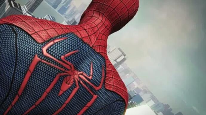 The Amazing Spider-Man Preview: PeterParkour