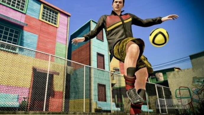 FIFA StreetReview
