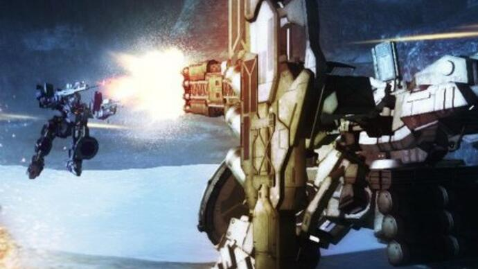 Armored Core 5 Review