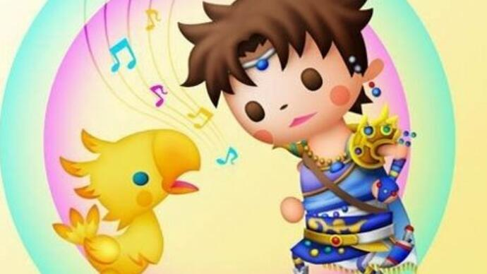 Bizarre Final Fantasy music spin-off confirmed for Europe