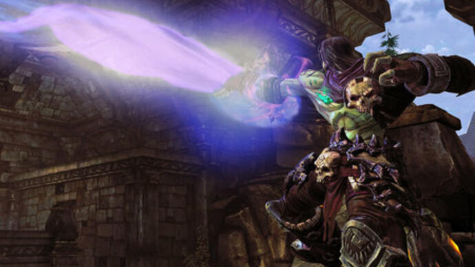 Darksiders 2 is a Wii U launch title, developer claims