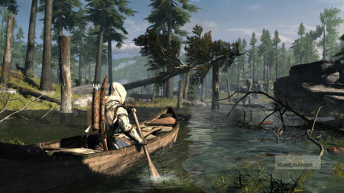 Assassin's Creed 3Preview