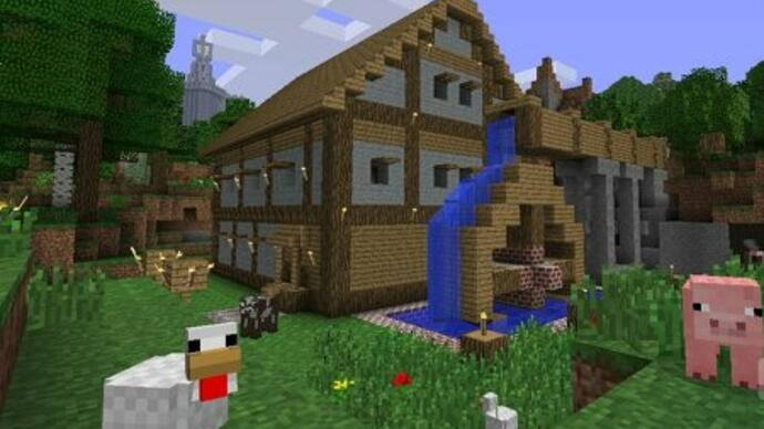 Minecraft revenue totals $80 million since launch