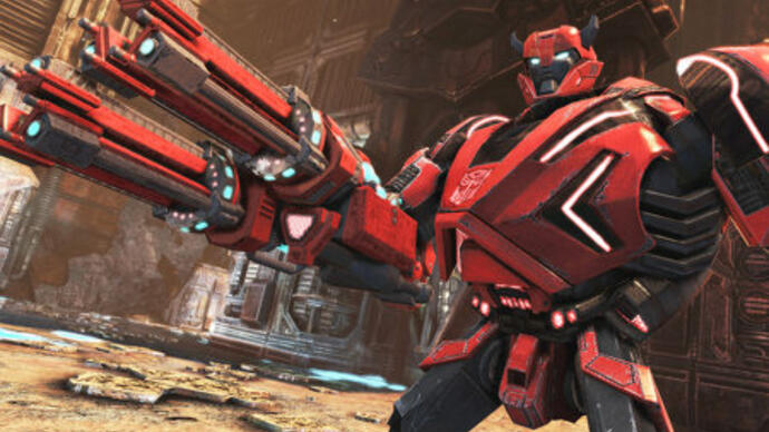 Transformers: Fall of Cybertron release dateannounced
