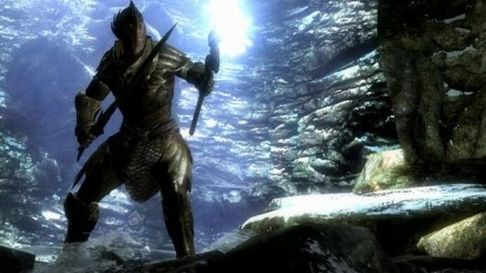 Skyrim 1.5 update up on Xbox Live