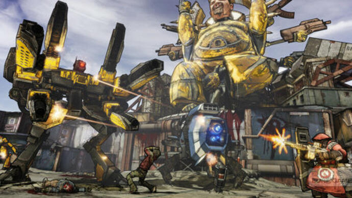 Mechromancer class announced for Borderlands 2