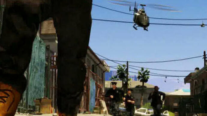 Grand Theft Auto 5 launches in October, says devCV