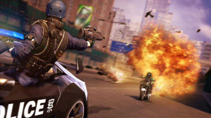 Sleeping Dogs release date, limited edition detailed