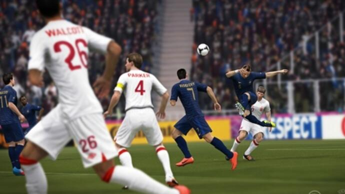 FIFA dev explains lack of gameplay improvements for Euro2012