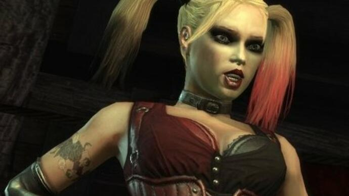 Batman: Arkham City Harley Quinn's Revenge DLC confirmed