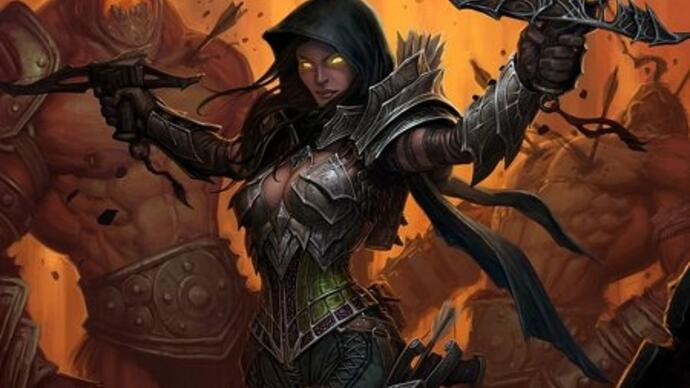 Diablo 3 open beta saw 300,000 play at the same time