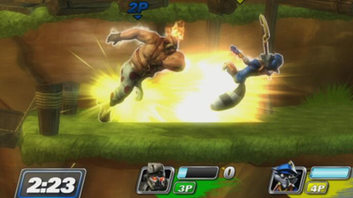 PlayStation All-Stars Battle Royale Preview: Super Smashing Great?
