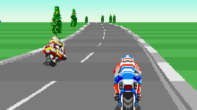 Super Hang-On Wii Virtual Console release date