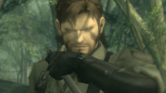 Metal Gear Solid HD Collection gets Vita release date