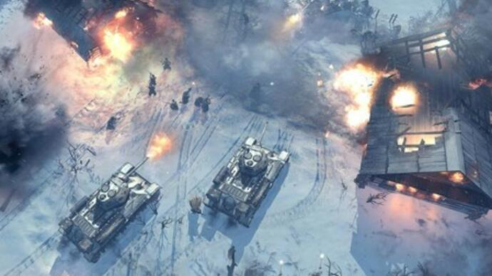 THQ confirms Company of Heroes 2