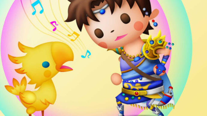 Theatrhythm Final Fantasy Preview: The Best Final Fantasy on Nintendo in Years