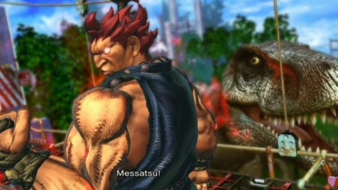 "Capcom: sales of Street Fighter x Tekken ""have fallen short of our plan"""