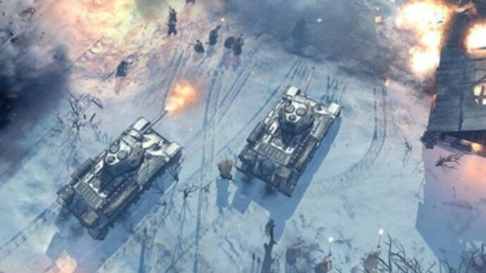 Company of Heroes 2 Preview: Russian Attack