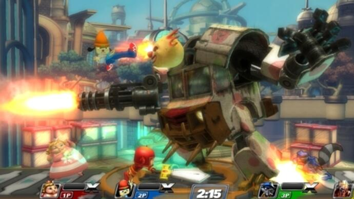 PlayStation All-Stars Battle Royale confirmed for Vita
