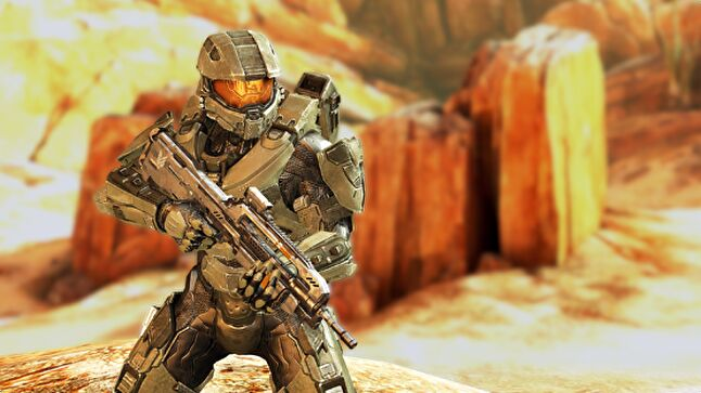 You can bet Master Chief and Halo 4 will make a splash